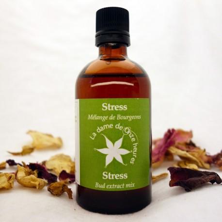 Gemmothérapie Synergies Stress