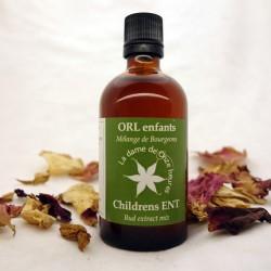 Gemmothérapie Synergies ORL enfants